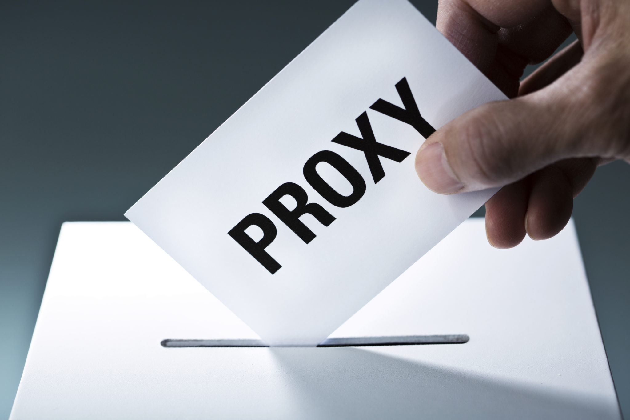 Proxy Appointment