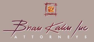 Brian Kahn Inc Attorneys