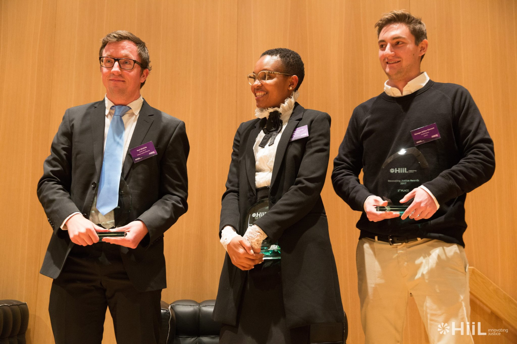 Southern Africa startups win at Innovating Justice Forum in The Hague