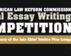 legal essay competition