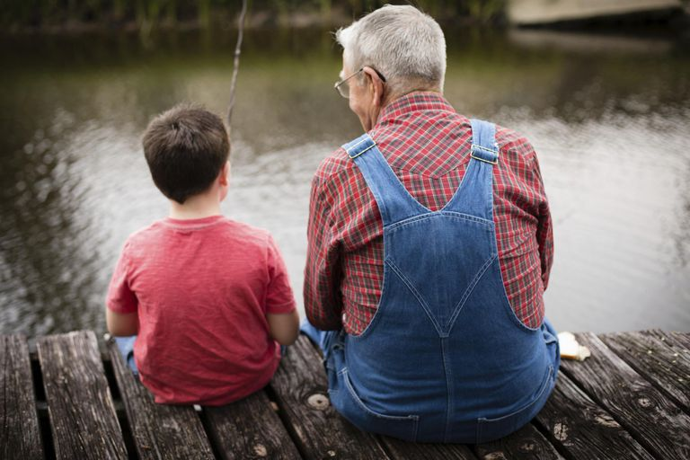 Does the estate of a deceased grandparent have an obligation to support a grandchild?